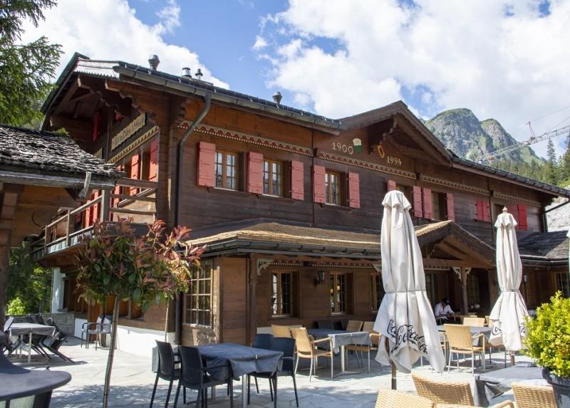 Restaurant col du Pillon