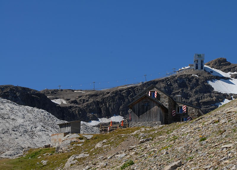 SAC-Hütte Cabane des Diablerets