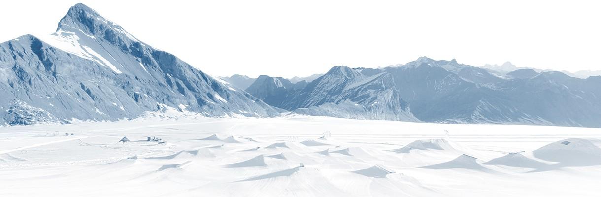Parque de nieve de Glacier 3000