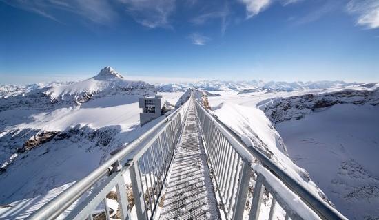 Pont suspendu est
