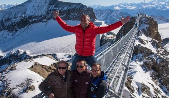 Peak Walk By Tissot Glacier3000