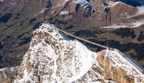 Ausflugsziele Aktivit 228 Ten Glacier3000