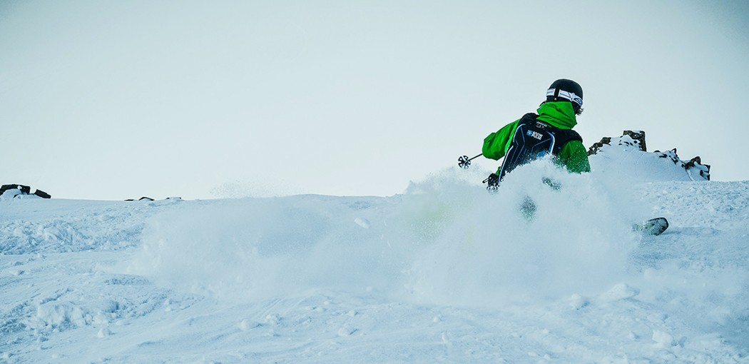 Glacier 3000 Freeride Paradise