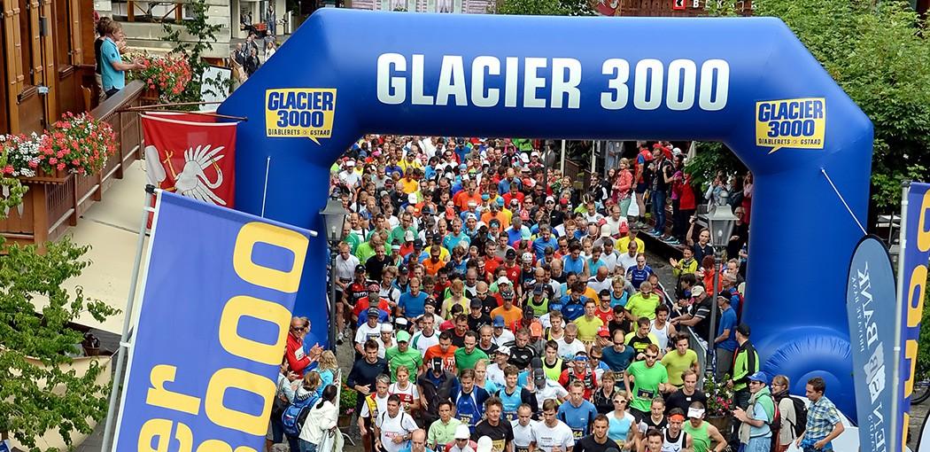 Glacier 3000 Run 2015