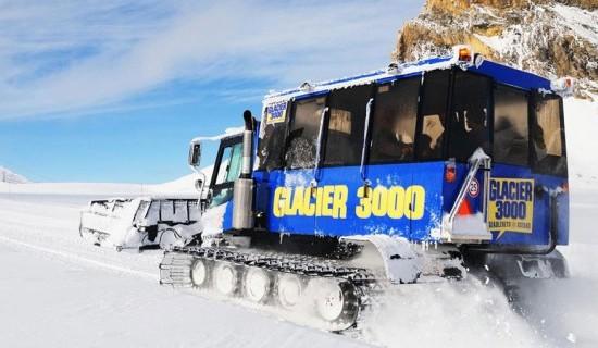 حافلة Snow Bus
