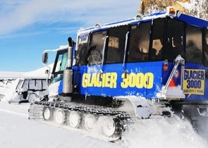 雪地车环游