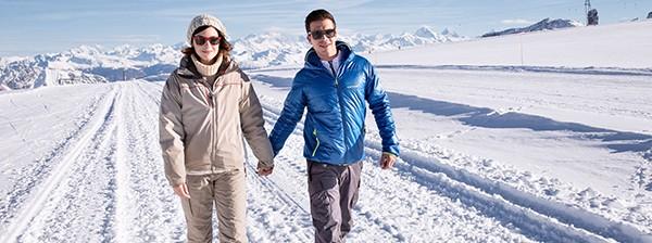The Glacier Walk