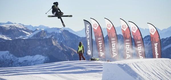 Audi Snowboard Series et Swiss Freeski Tour 2020