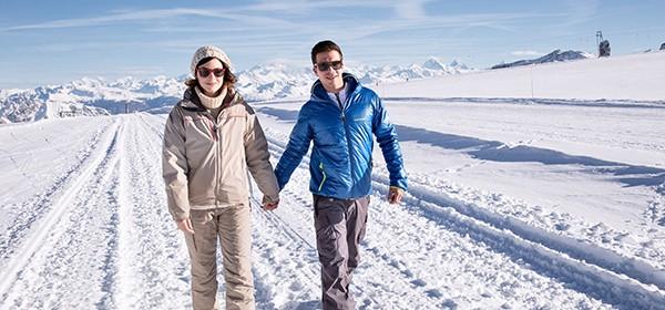 Der Glacier Walk