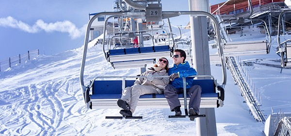 Ice Express Chairlift