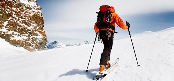 Randonnées à ski